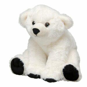 Polar bear plush toy
